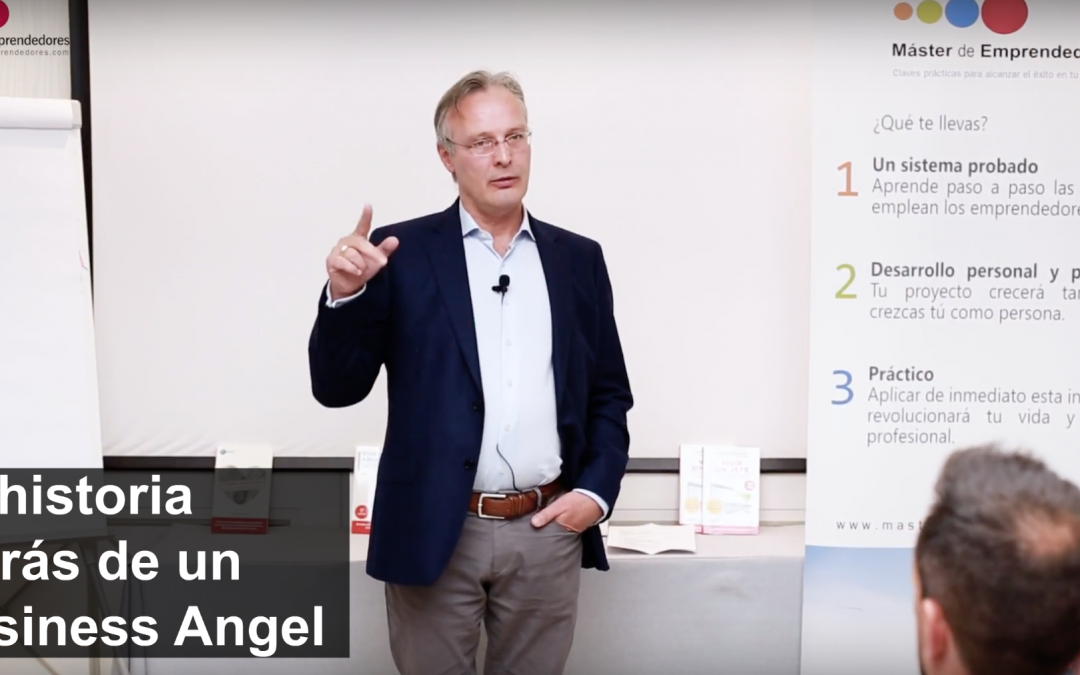 De emprendedor a Business Angel: Las claves de René de Jong